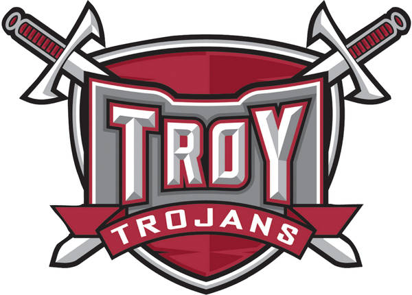 Troy Trojans Color Palette