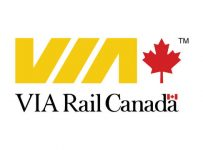 Via Rail Canada Logo Color Palette