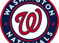 Washington Nationals Color Palette