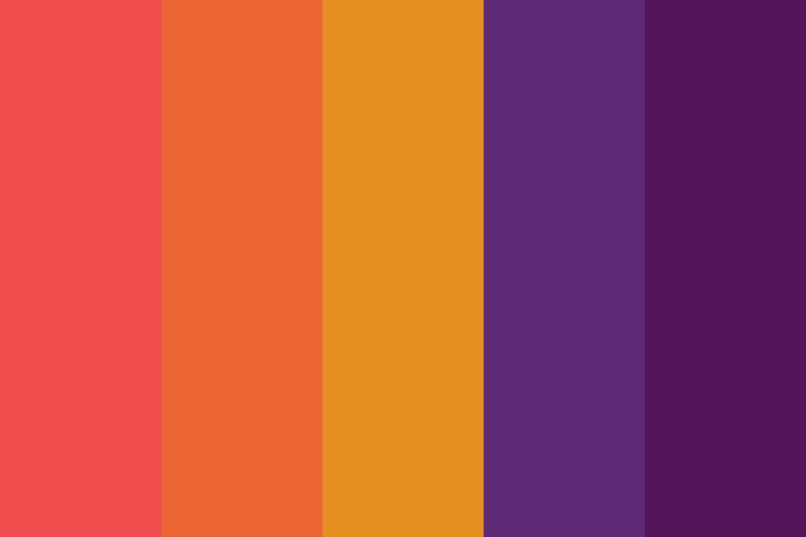 sunset  Color Palette