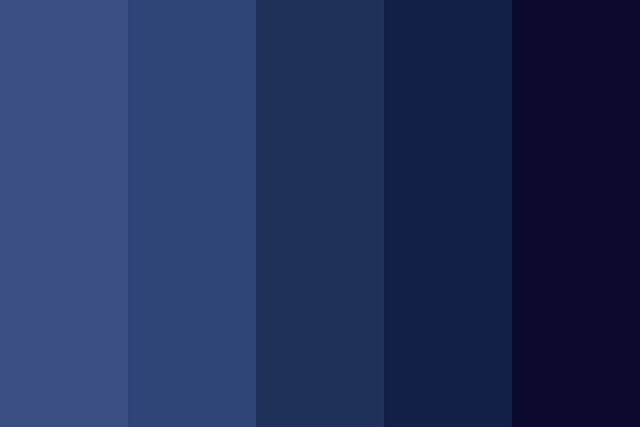 A Colorless Sunset Color Palette