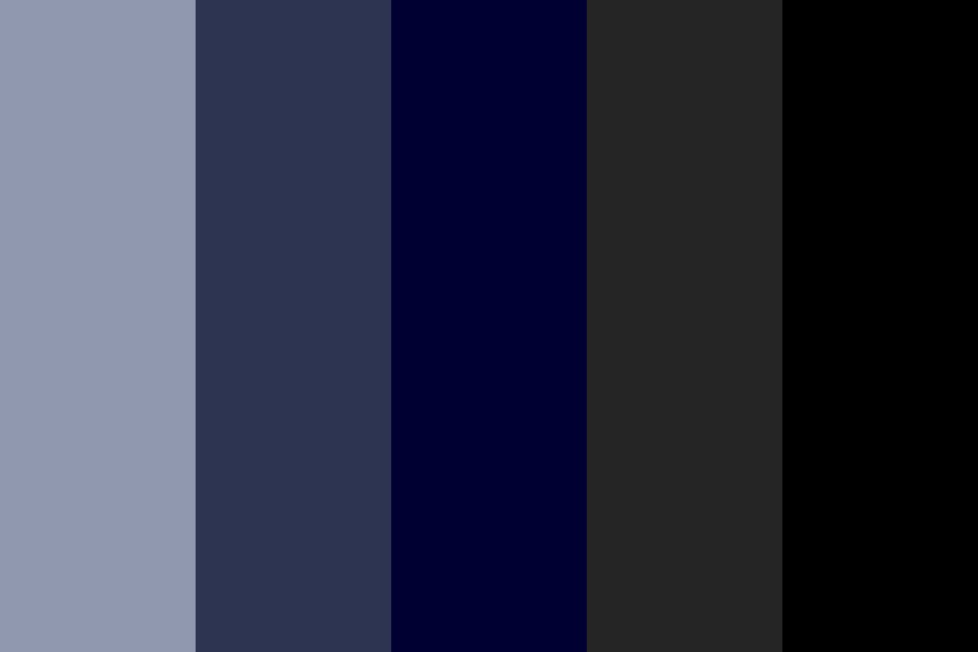 A Holy Night Color Palette