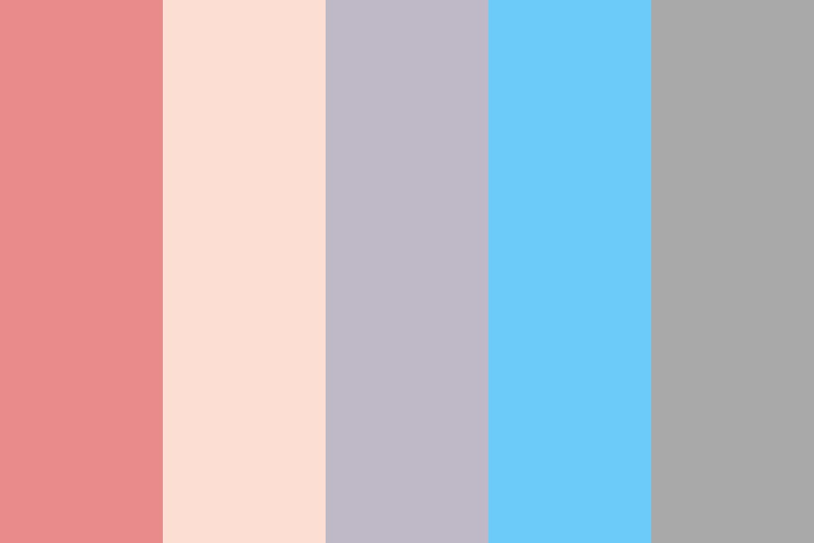 A Spring Day Color Palette
