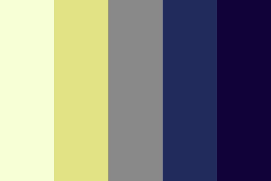 A Swirl Of Space Color Palette
