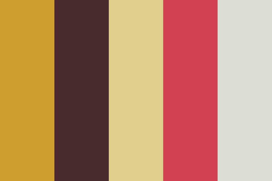 A w Cream Soda Color Palette Color Palette