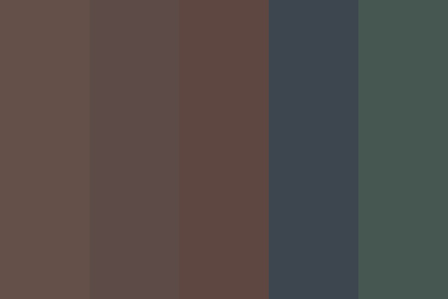 Adhara Dark Color Palette