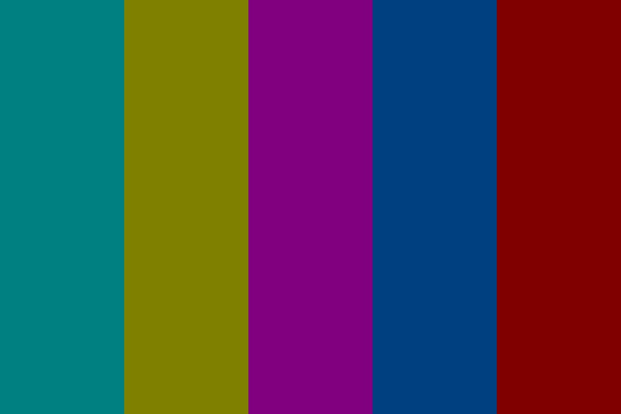 Advedia Webspace Color Palette