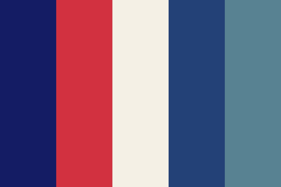 Advice For The Modern Era Color Palette