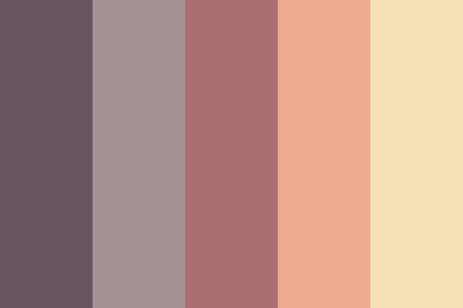 Aesthetic Color Palette