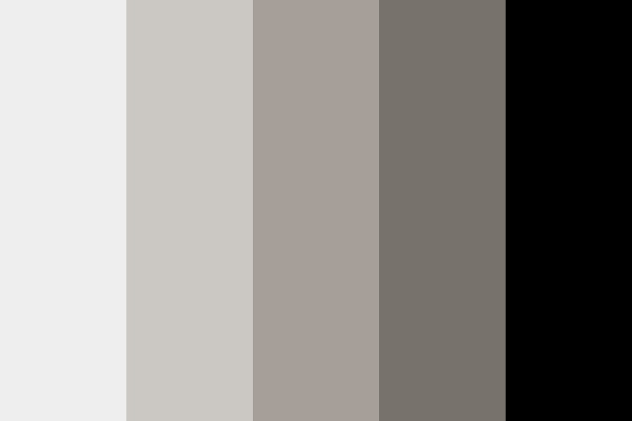 Aesthetic Elegance Color Palette