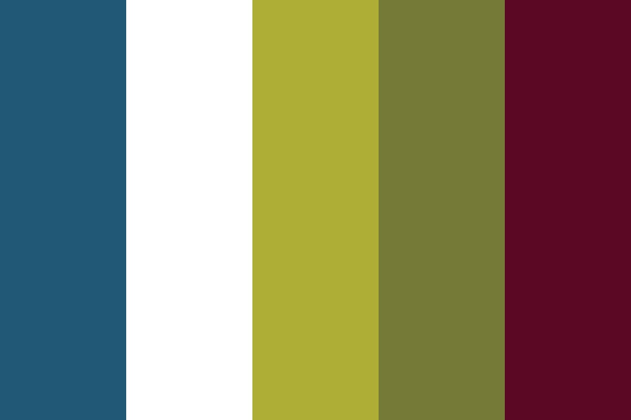 Aesthetic Smile Color Palette