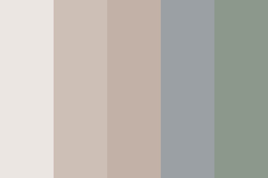 Aesthetics Color Palette