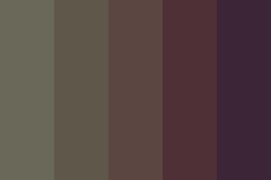 After The Sun Sets Color Palette