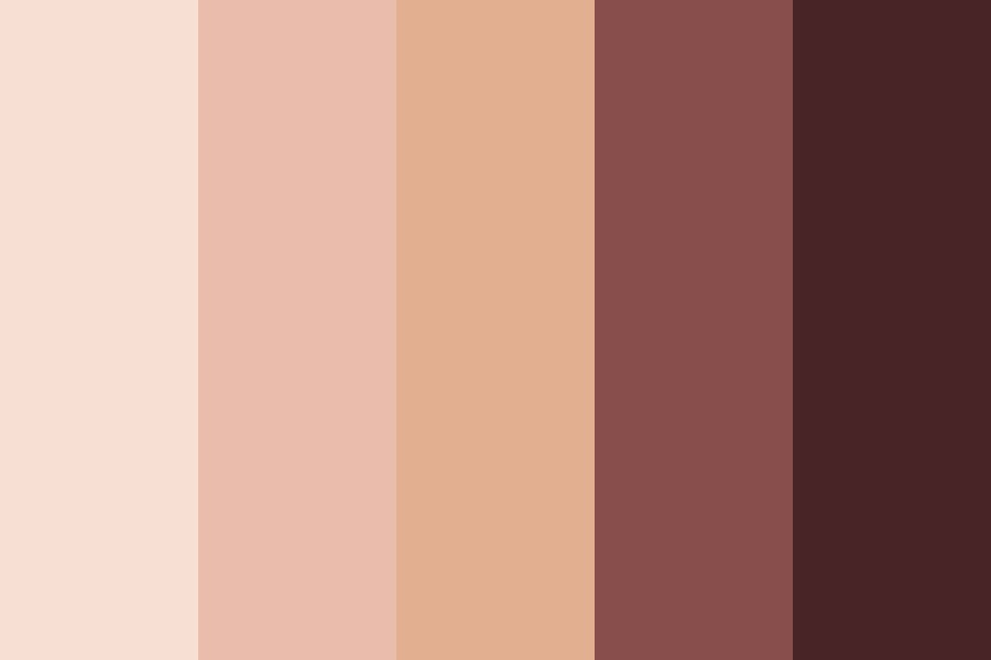 All About Neutrals Color Palette