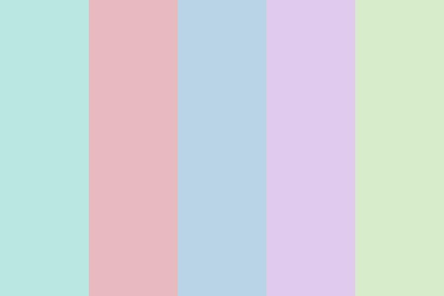 Alwayspissedgalaxys First Aesthetic Color Palette