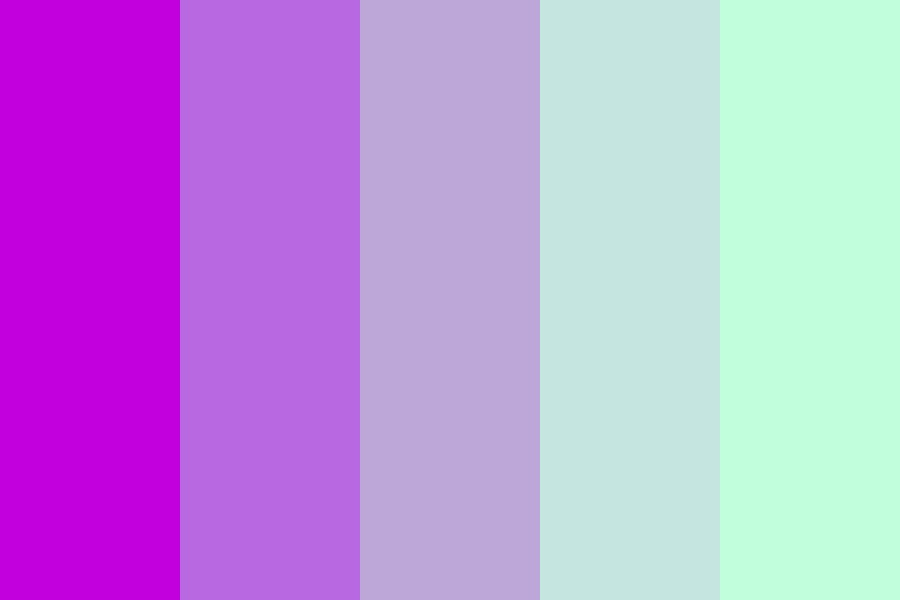 Another One Purple Color Palette
