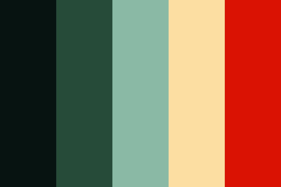 Another Retro Pallete Surprise Surprise Color Palette