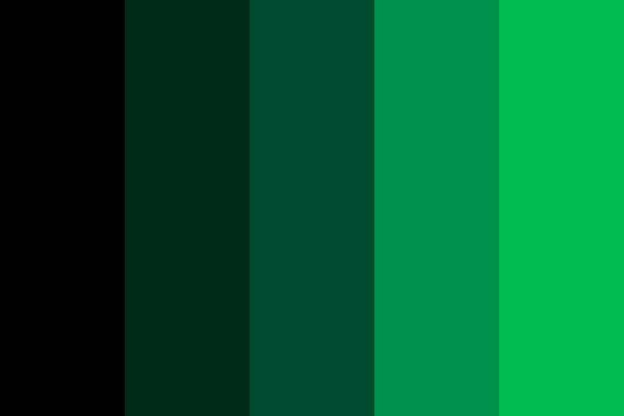 Anxious Nights Color Palette