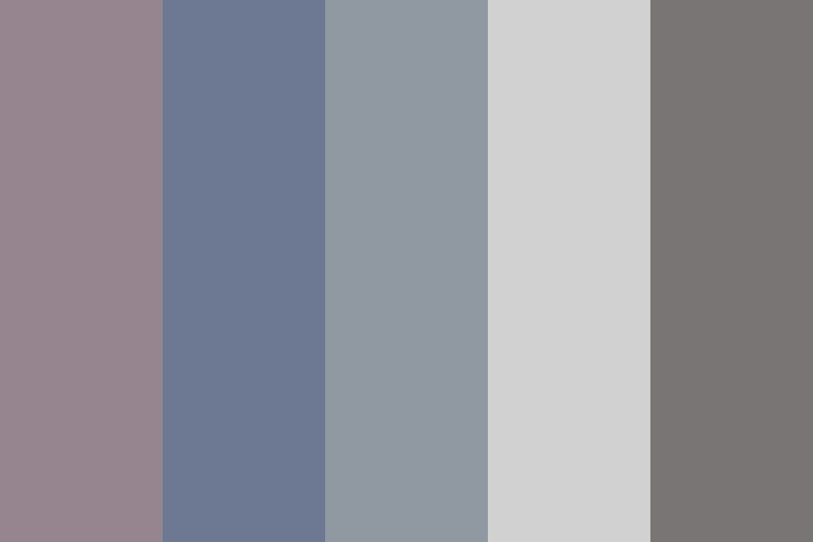 Ao Muted And Minimal Color Palette