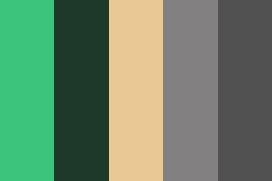 Ao Sharp And Modern Color Palette