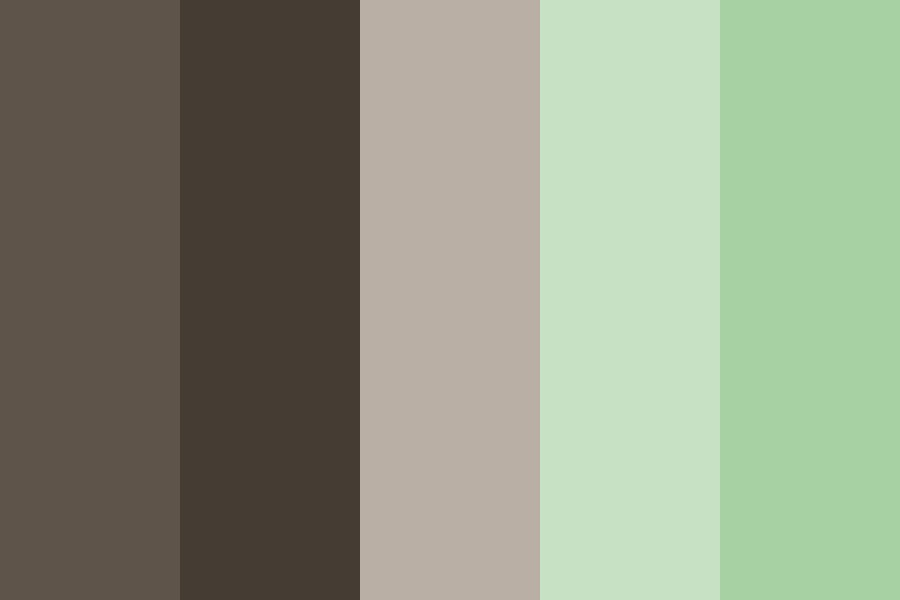 Apple Tree Color Palette