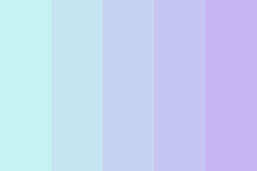 Aquale Color Palette