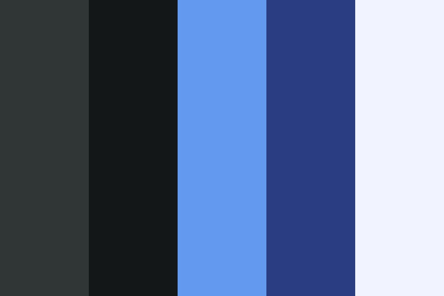 Arctic Nights Color Palette