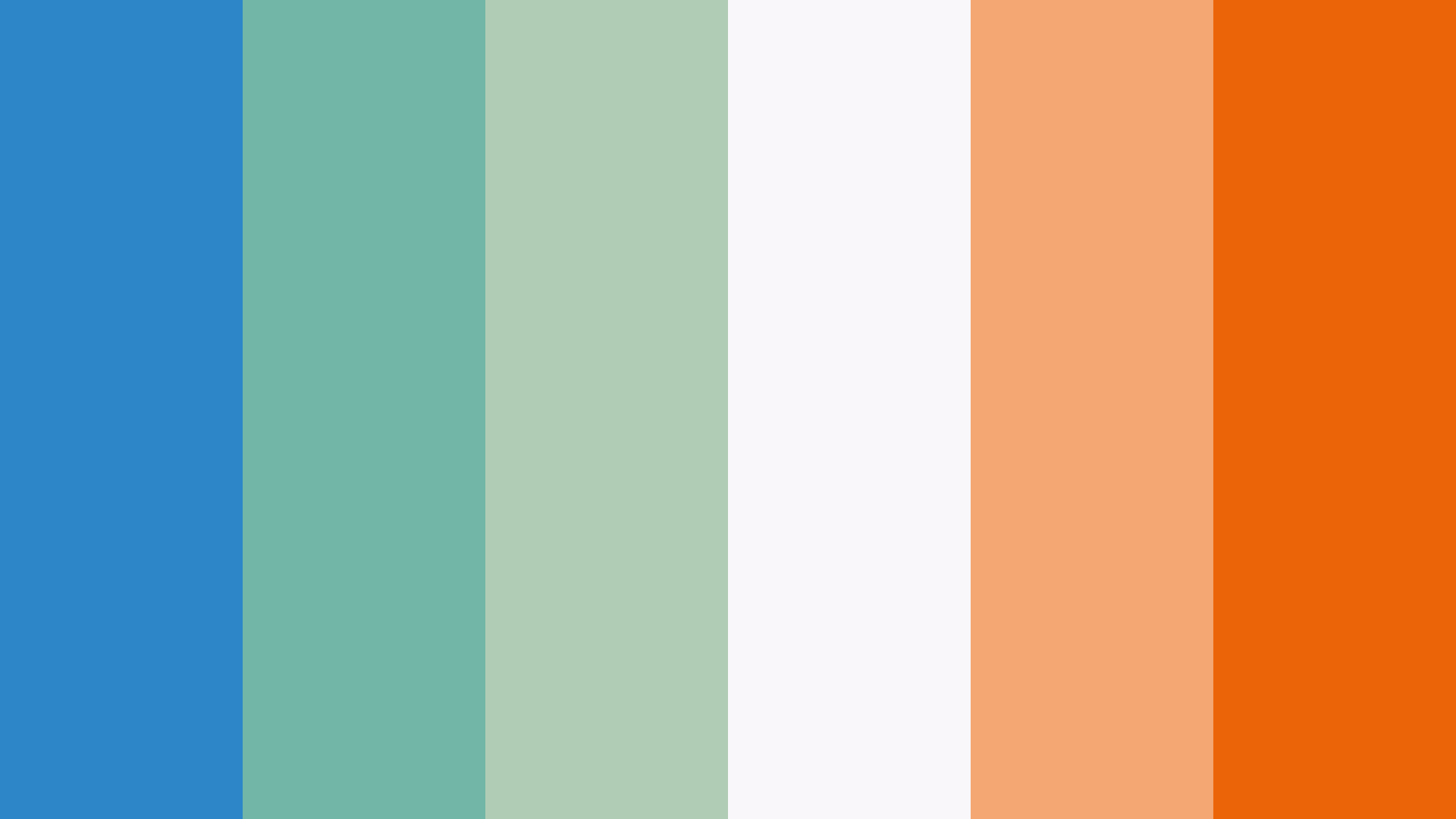 Around We Go Color Palette