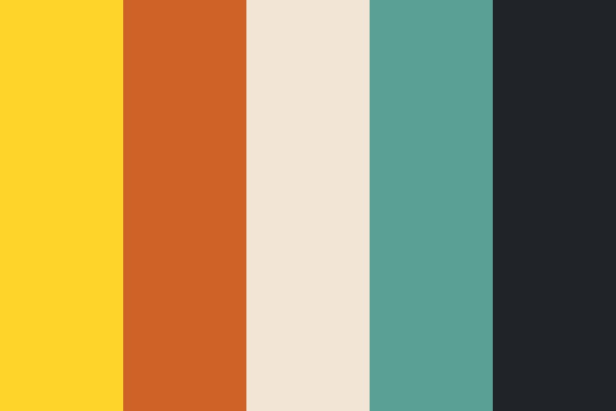 Autumn Festival Color Palette