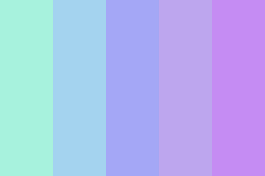 Baby Baby Blue Color Palette