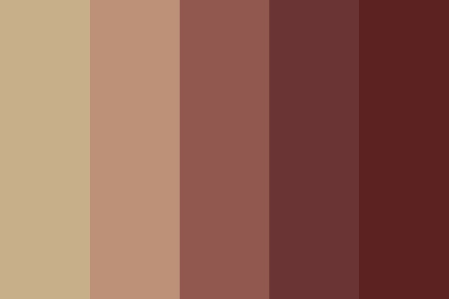 Beach Death Color Palette