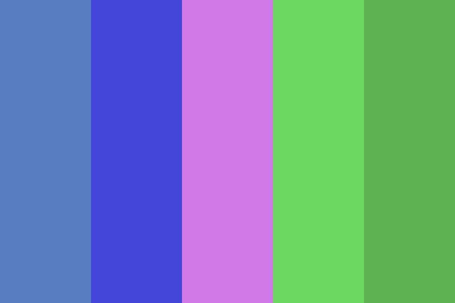 Beach Towel But Not A Taken Name Color Palette