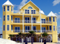 Beach Yellow Apartment Color Palette 004