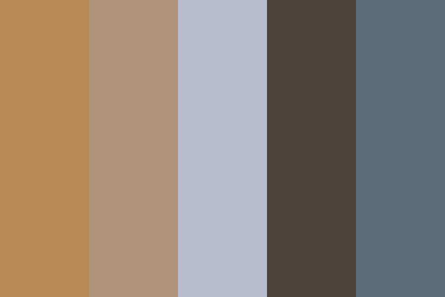 Beachydaze Color Palette