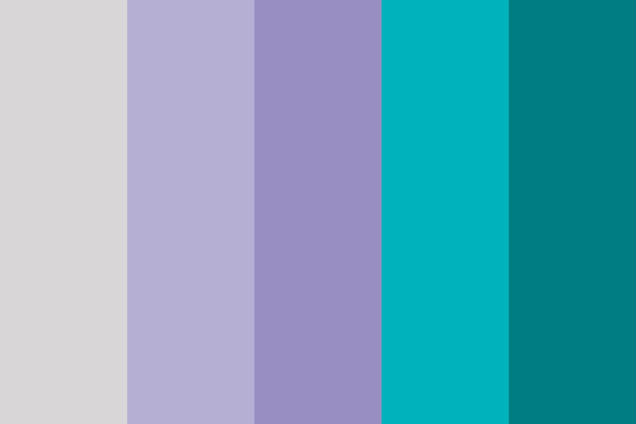 Beauty Inspired Color Palette