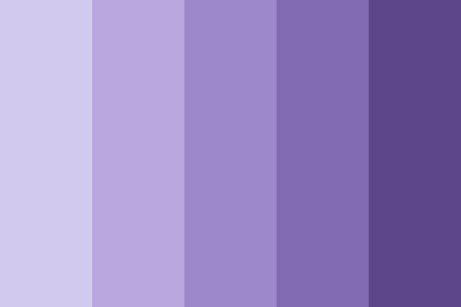 Behind The Waterfall Color Palette