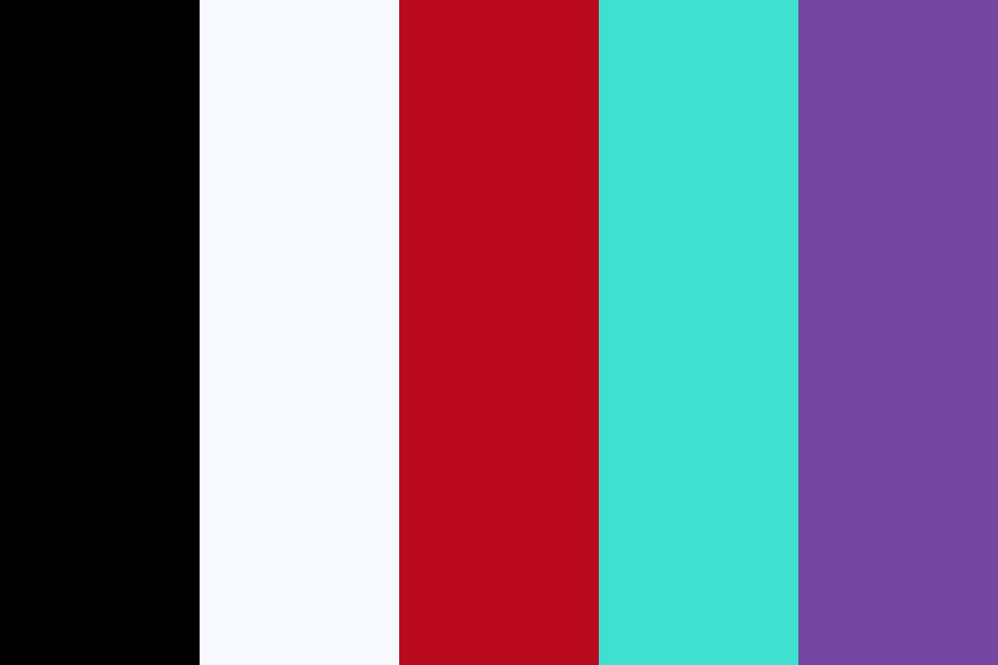 Betelgeuse Wedding Color Palette