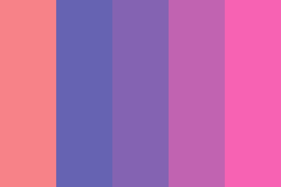 Blooming Sky Color Palette