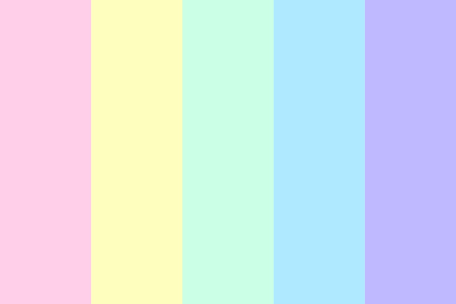 Blowing Ur Nose But With More Vaporwave Color Palette