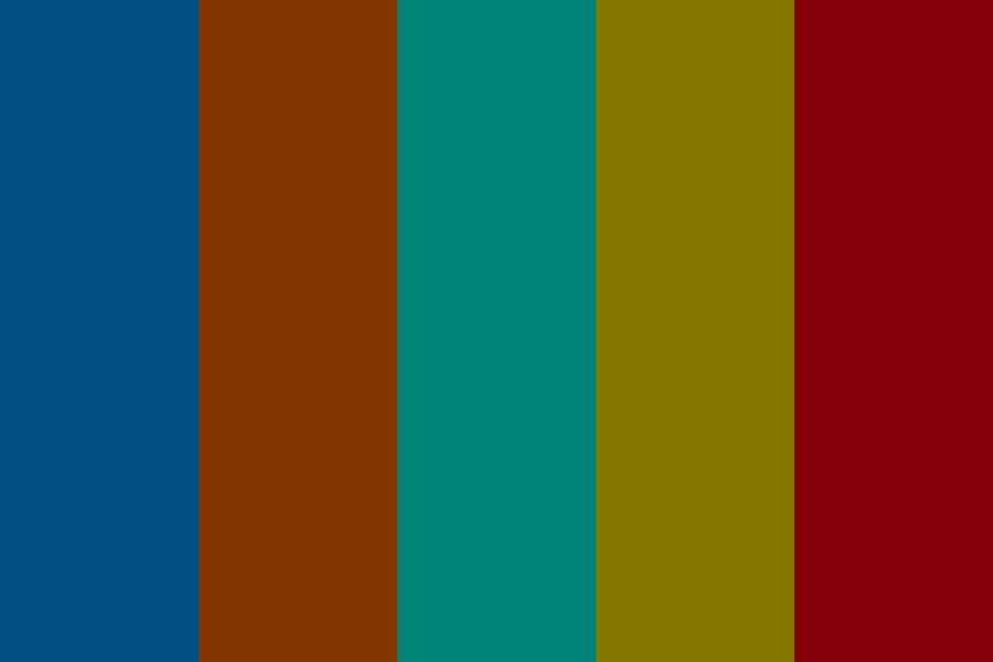 Blue Hcwh Europe Choice Color Palette
