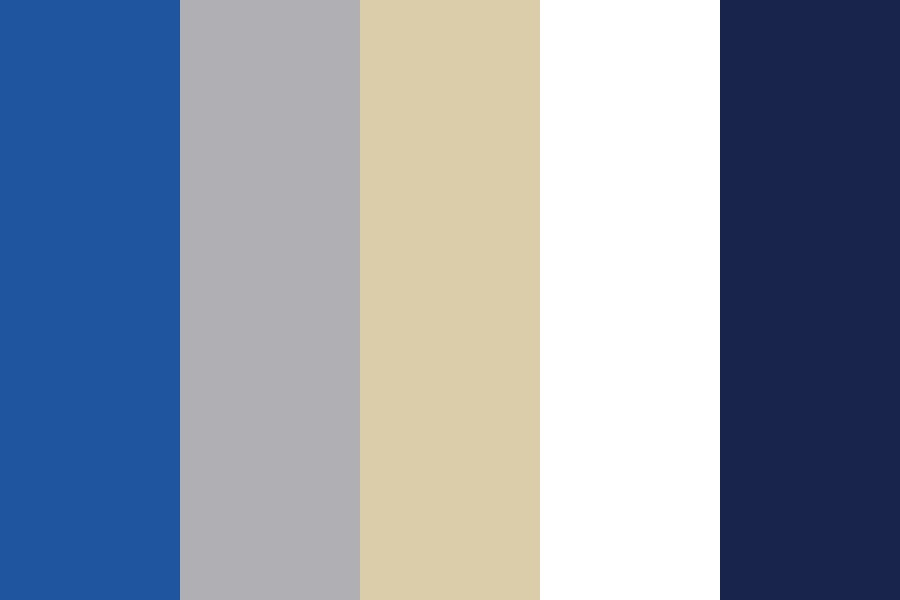 Blue Pallet Color Palette