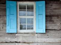 Blue Shutters Color Palette