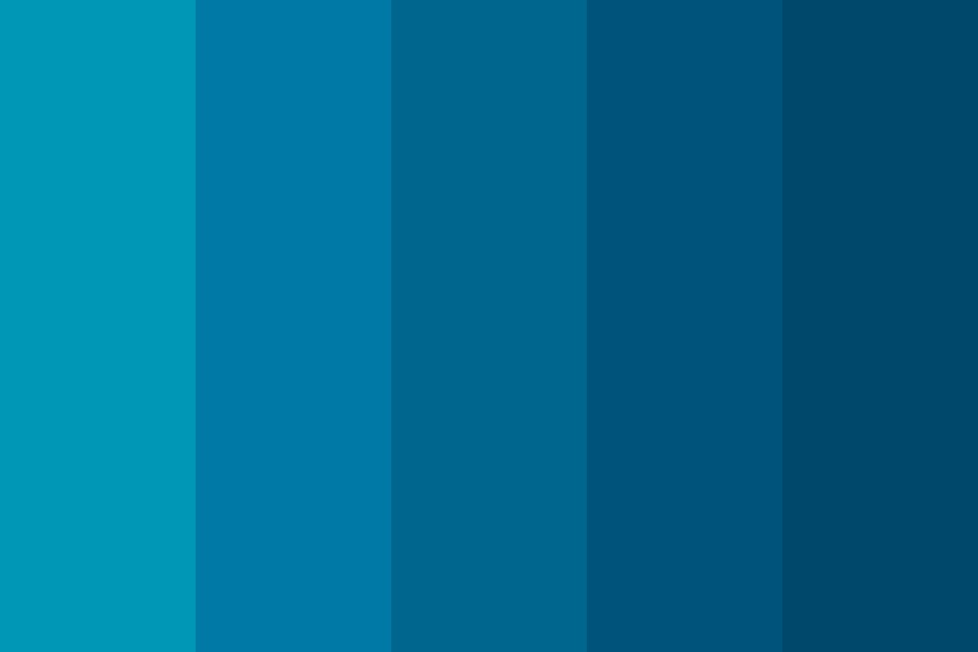 Bluesss Color Palette