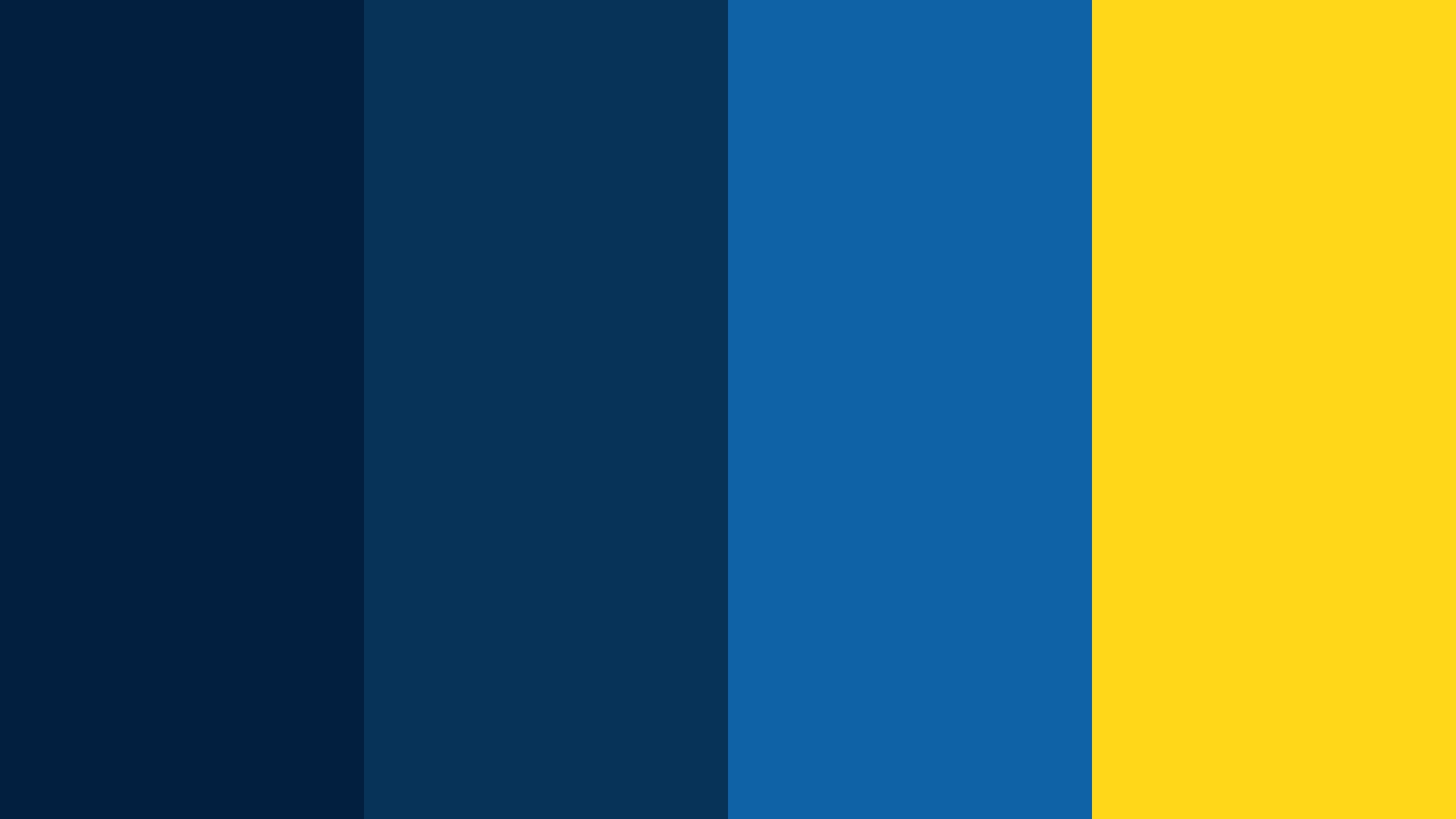 Bluies Color Palette