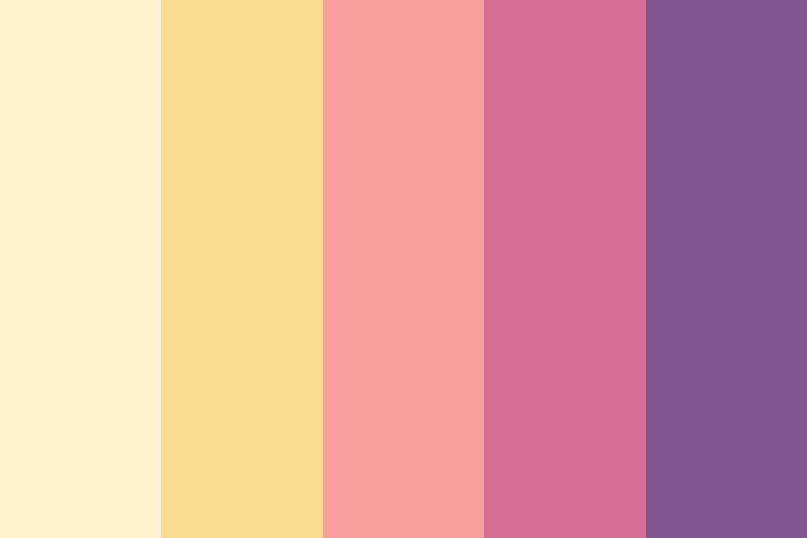 Bright Sunrise Color Palette