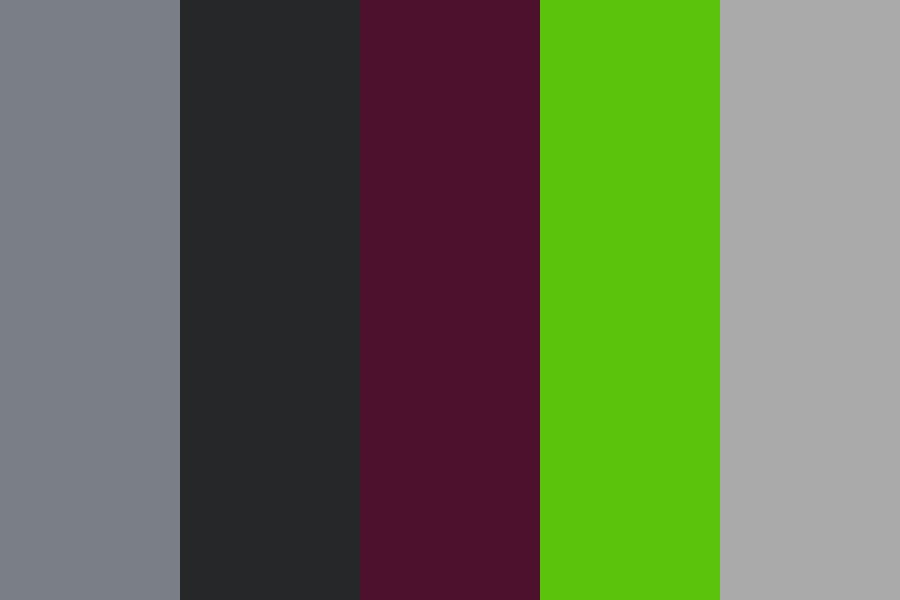 Bright Vision Color Palette