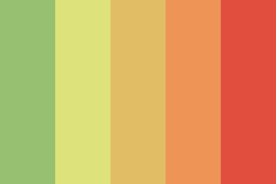 Brighter Times Color Palette