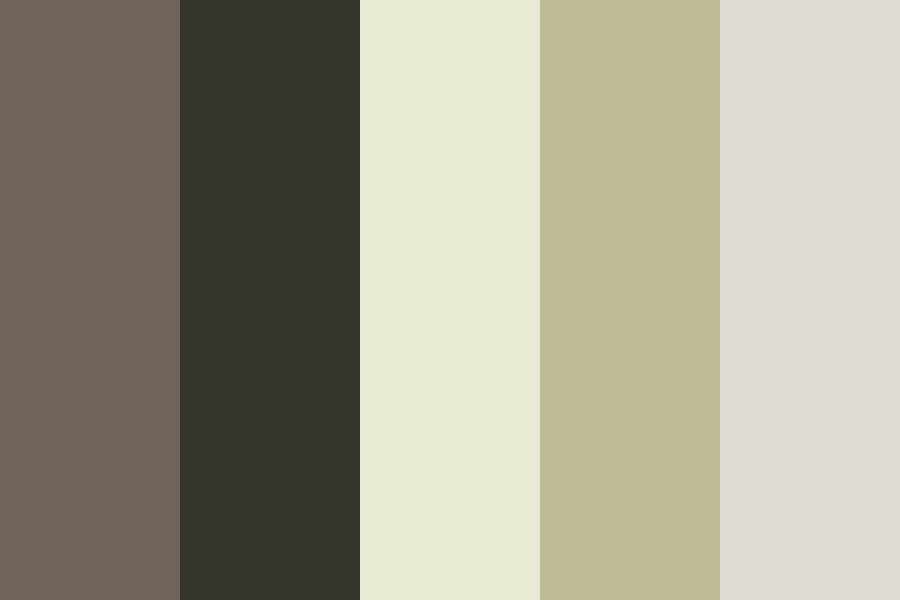 Brown And Stones Color Palette