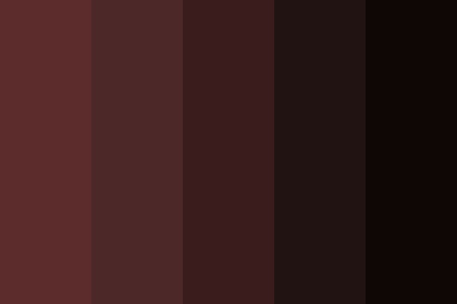 Brown Of A Xmas Tree Color Palette