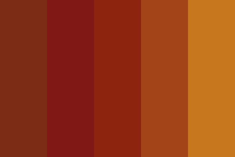 Browns Color Palette